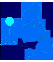 Mapa de la Comarca Sur donde trabaja el Servicio Tecnico de Calderas Madrid Sur CalderaSAT