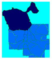 Mapa de Distrito Fuencarral donde trabaja el Servicio Tecnico de Calderas Madrid Centro CalderaSAT
