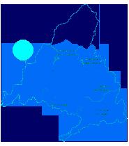 Mapa de la Sierra Norte donde trabaja el Servicio Tecnico de Calderas Madrid Norte CalderaSAT