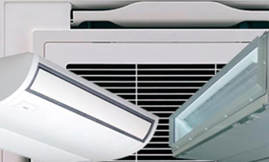 servicio técnico reparación aire acondicionado comercial en Pinto