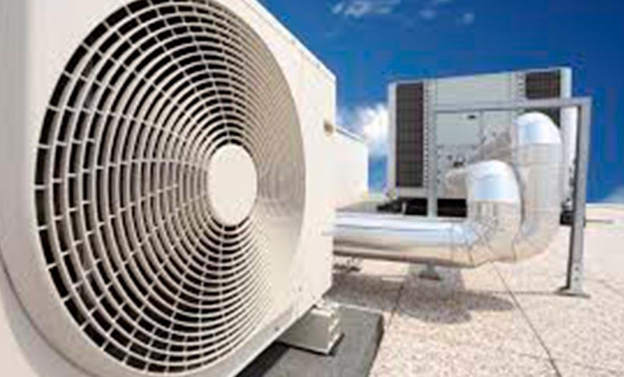 servicio técnico reparación aire acondicionado Industrial en Pinto