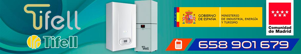 Servicio técnico autorizado Tifell en Madrid