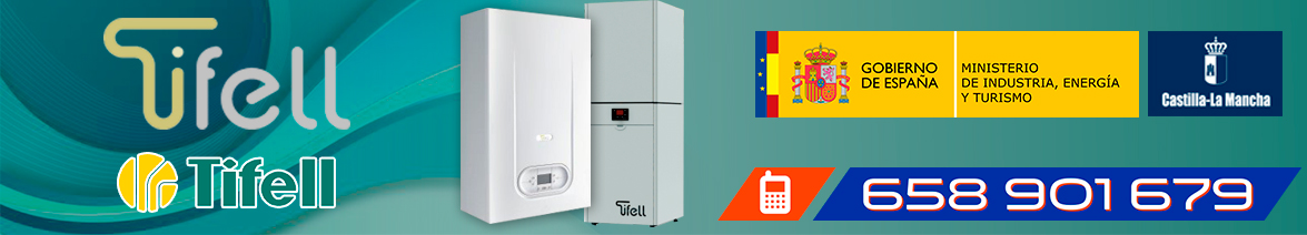 Servicio técnico autorizado Tifell en Esquivias